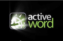 The Active WordLogo Animation