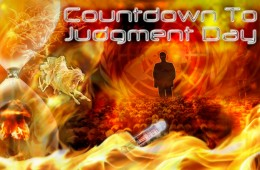 Countdown To Judgment DayGraphic Design